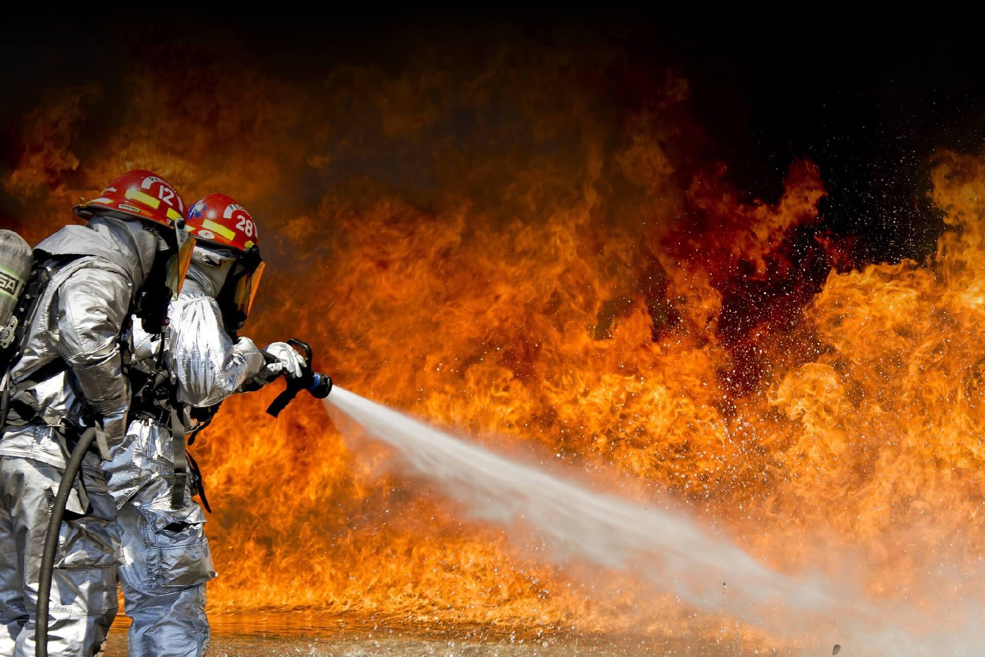 Usługi pożarnicze